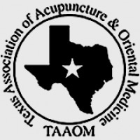 Texas Association of Acupuncture & Oriental Medicine Logo